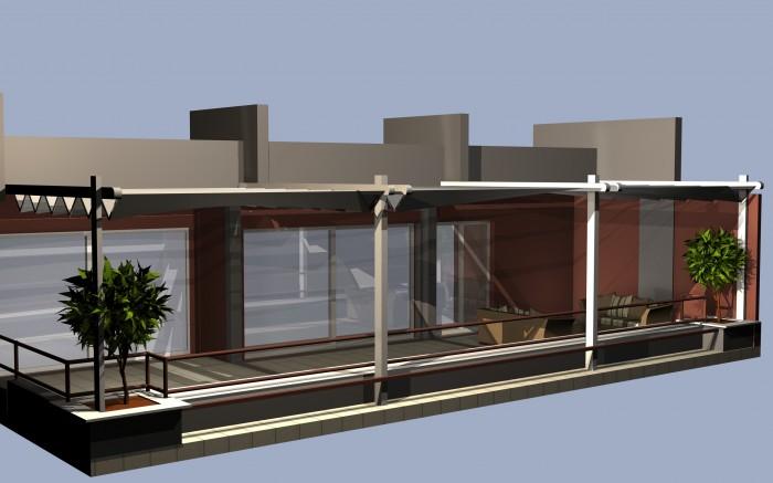 Portfolio di mase tende arredo interni tende da sole - Progetto casa san severo ...