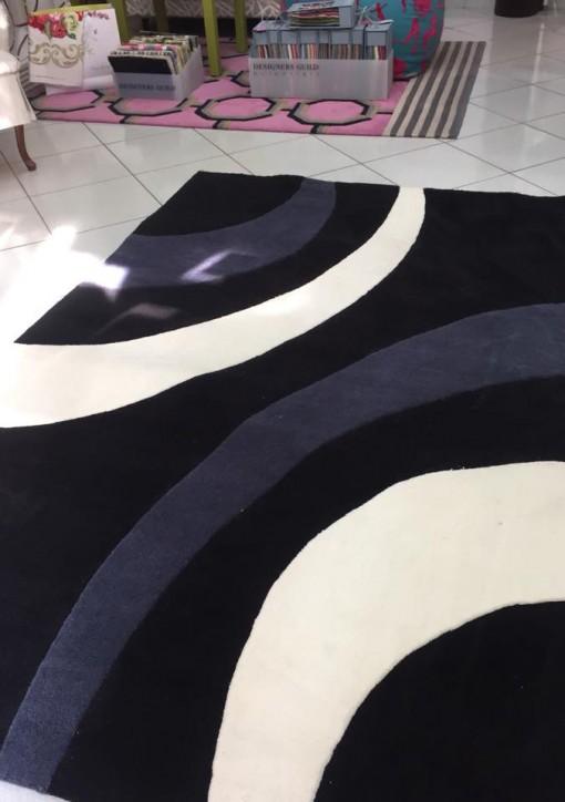 tappeto nero